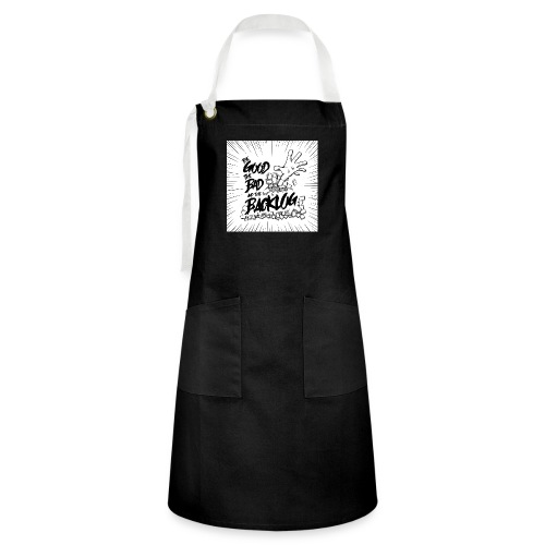 The Good, the Bad, and the Backlog - OG Logo - Artisan Apron