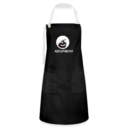 Axelofabyss Red with Nature - Artisan Apron