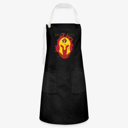 Molon Labe - Anarchist's Edition - Artisan Apron