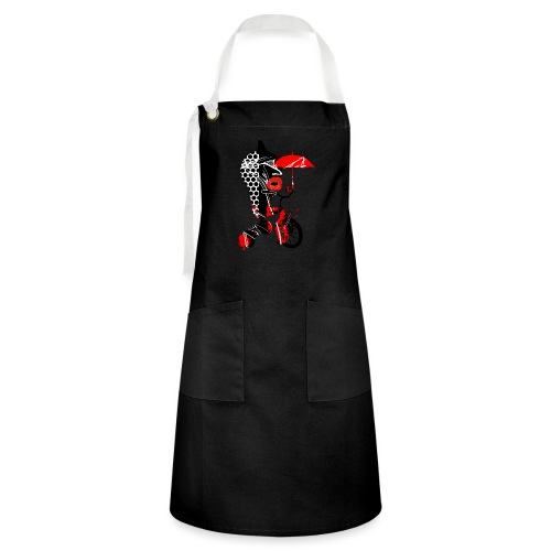 RELEASE YOUR INNER CHILD (II) - Artisan Apron
