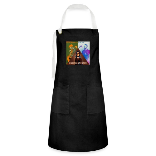 Murder Ballad & The Blue - Artisan Apron