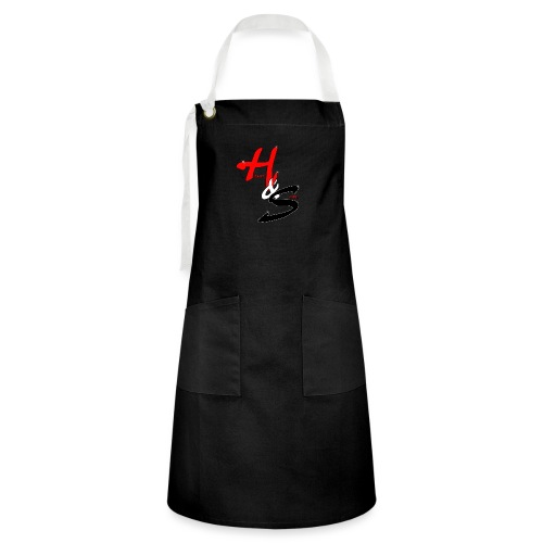 Heart & Soul Concerts Official Brand Logo II - Artisan Apron