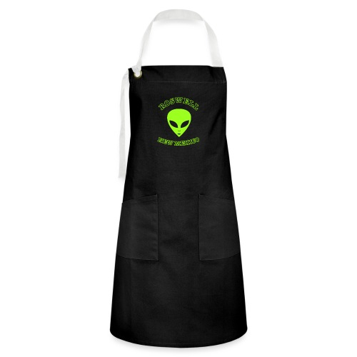 Roswell New Mexico - Artisan Apron
