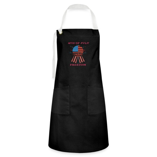 4th of July Freedom - Artisan Apron