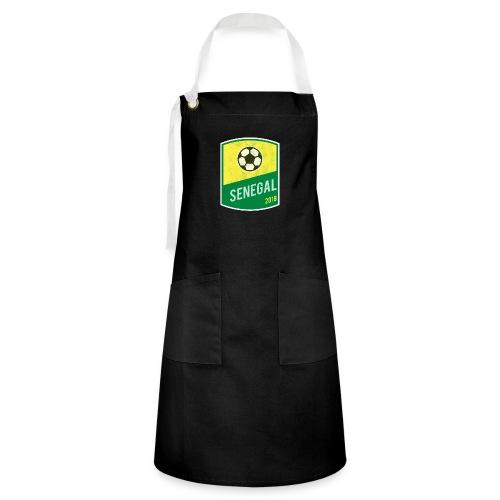 Senegal Team - World Cup - Russia 2018 - Artisan Apron