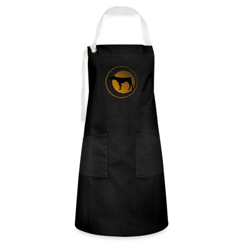 German Shorthaired Pointer - Artisan Apron