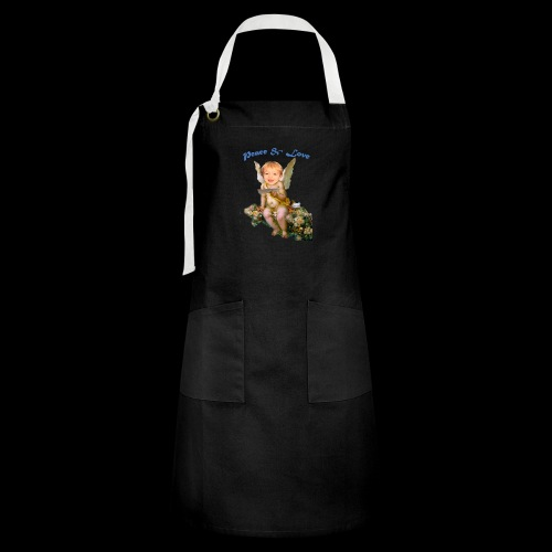 Peace and Love - Artisan Apron