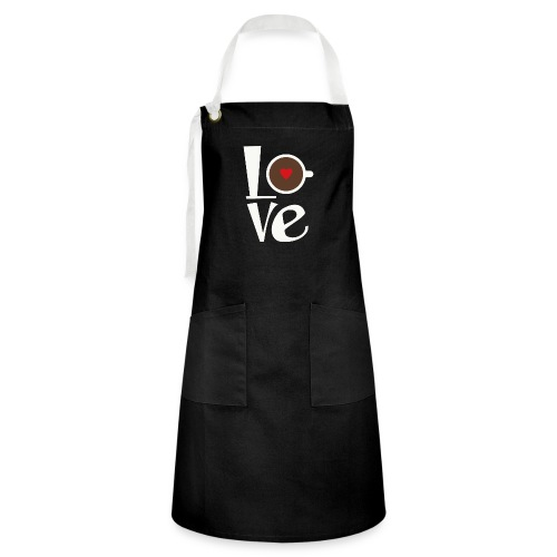 Love Coffee - Artisan Apron