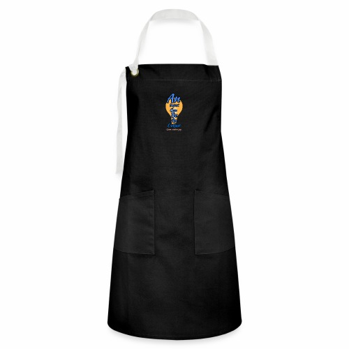 Your input can be another Person's Output - Artisan Apron