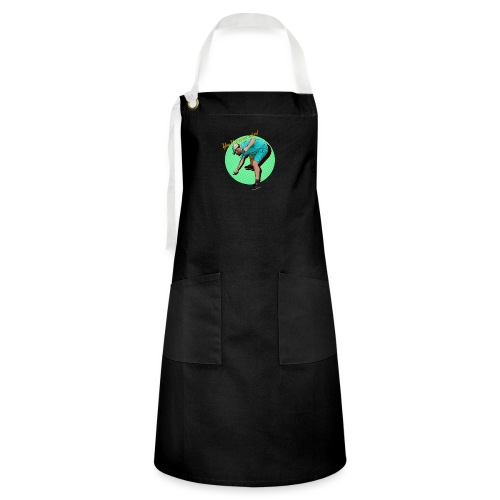 youll never miss big - Artisan Apron