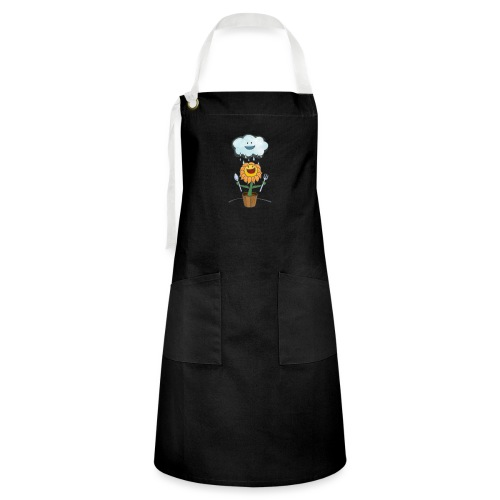 Cloud & Flower - Best friends forever - Artisan Apron