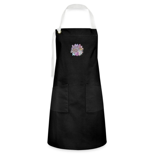 CrystalMerch - Artisan Apron