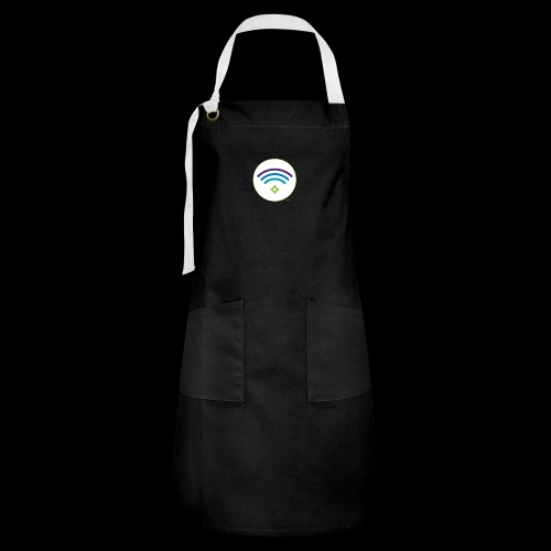 Cool Divine Frequency - Artisan Apron