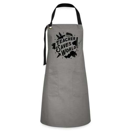 TSW! Retro World Design - Artisan Apron