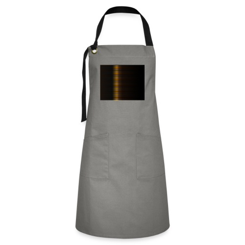 Gold Color Best Merch ExtremeRapp - Artisan Apron