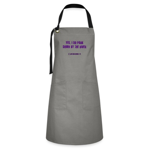 Down by the river - Artisan Apron