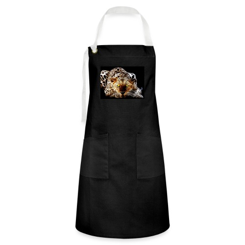 close for people and kids - Artisan Apron