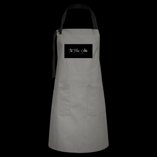 the music within mens hoodie - Artisan Apron