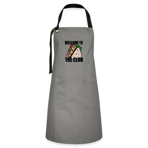 Welcome to the Club - Artisan Apron