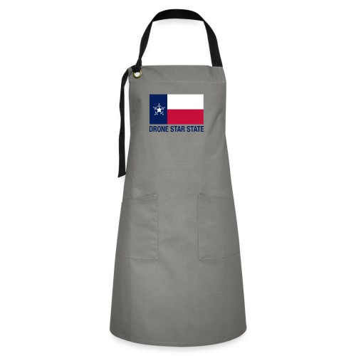 Drone Star State - Long Sleeve - Artisan Apron