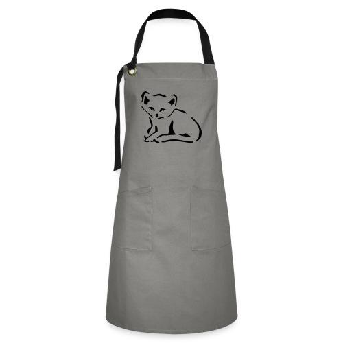 Kitty Cat - Artisan Apron