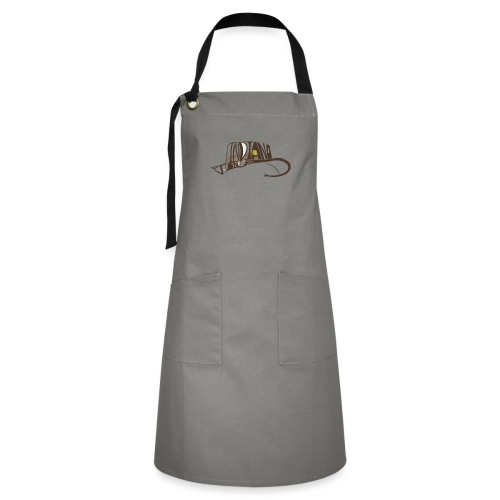 Wear The Hat - Artisan Apron