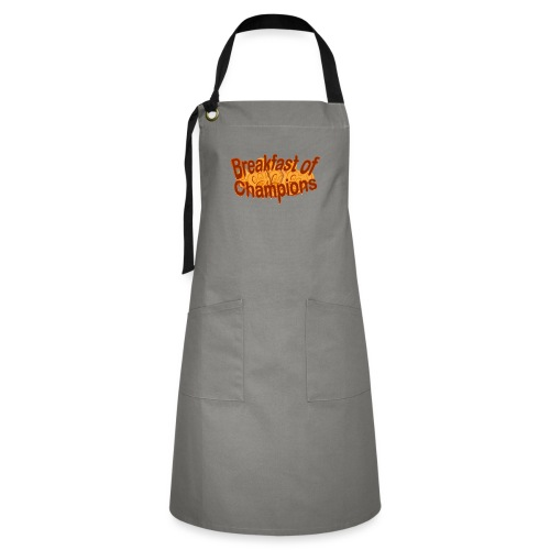Breakfast of Champions - Artisan Apron