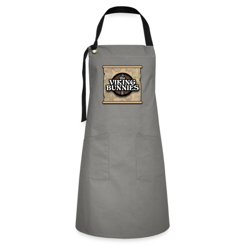The Viking Bunnies Classic Logo - Artisan Apron
