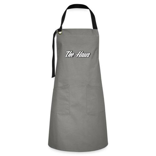 The Haus Logo - Artisan Apron