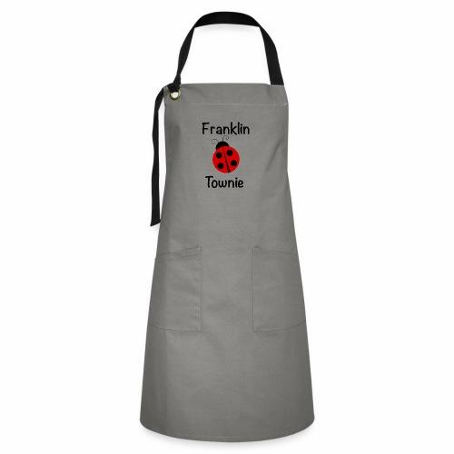 Franklin Townie Ladybug - Artisan Apron