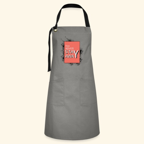 free advice - Artisan Apron