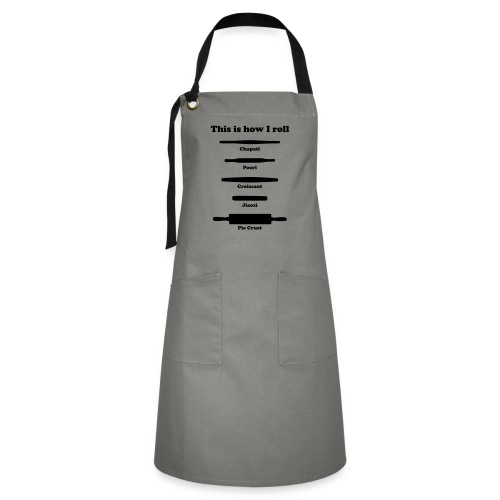 This is How I Roll - Artisan Apron