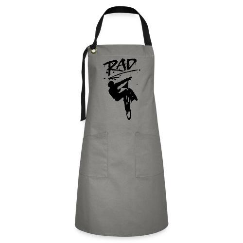 RAD BMX Bike Graffiti 80s Movie Radical Shirts - Artisan Apron