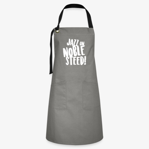 MSS Jazz on Noble Steed - Artisan Apron