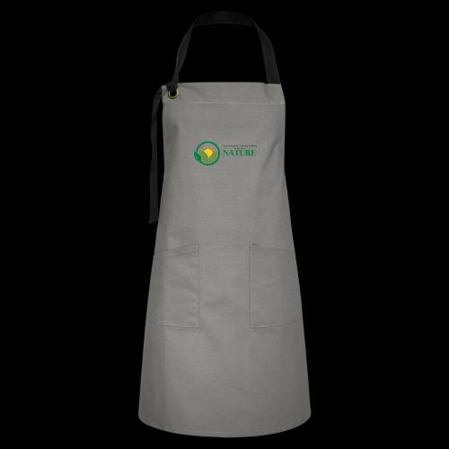 What is the NATURE of NATURE? It's MANUFACTURED! - Artisan Apron