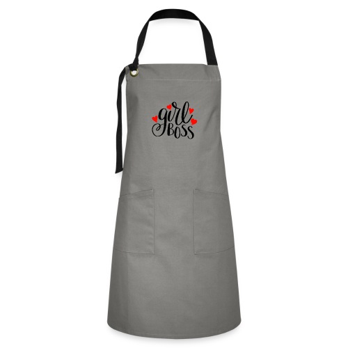 girl boss - Artisan Apron