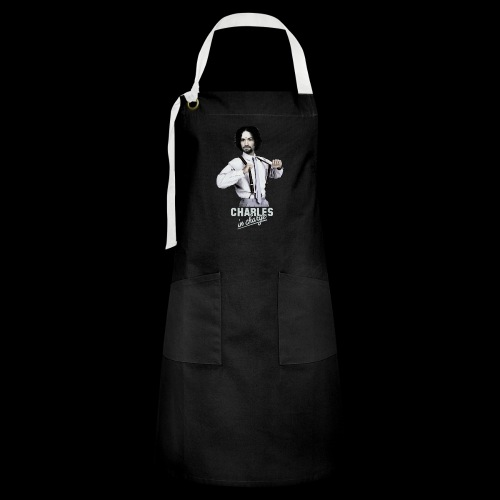 CHARLEY IN CHARGE - Artisan Apron