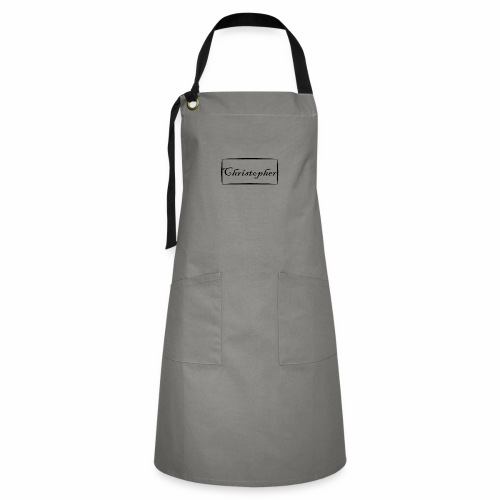 christopher - Artisan Apron