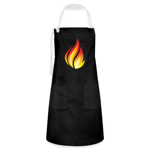 HL7 FHIR Flame Logo - Artisan Apron