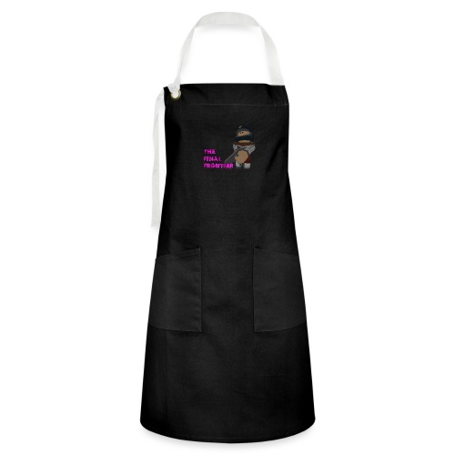 The Final Frontier Sports Items - Artisan Apron