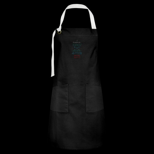 Survived... Whats Next? - Artisan Apron
