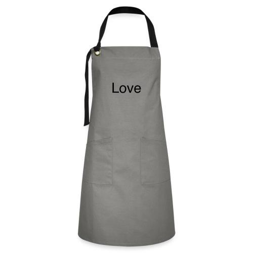 Love - Artisan Apron