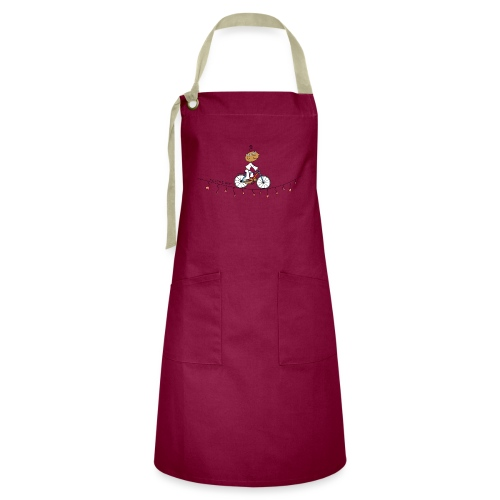 The Way of the Heart - Artisan Apron