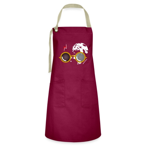 Spotted.Horse Open - Artisan Apron