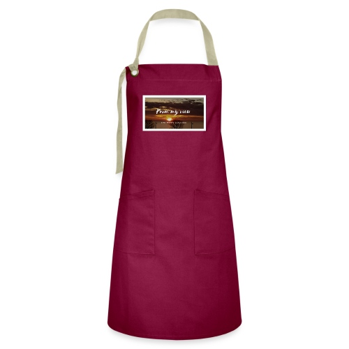 THE HAPPY CANADIAN - Artisan Apron