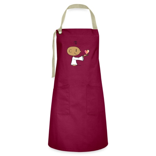 The little Yogi - Artisan Apron