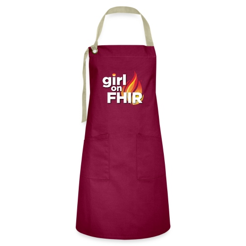 Girl on FHIR - Artisan Apron