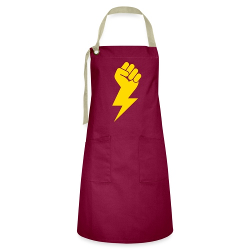 Power Fist - Artisan Apron
