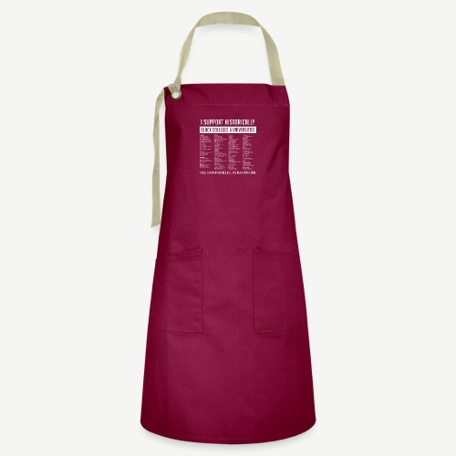Support HBCUs List - Artisan Apron