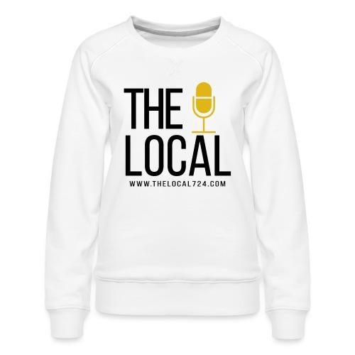 Local transparent - Women's Premium Sweatshirt